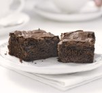 Ultimate low fat brownies by Angela Nilsen