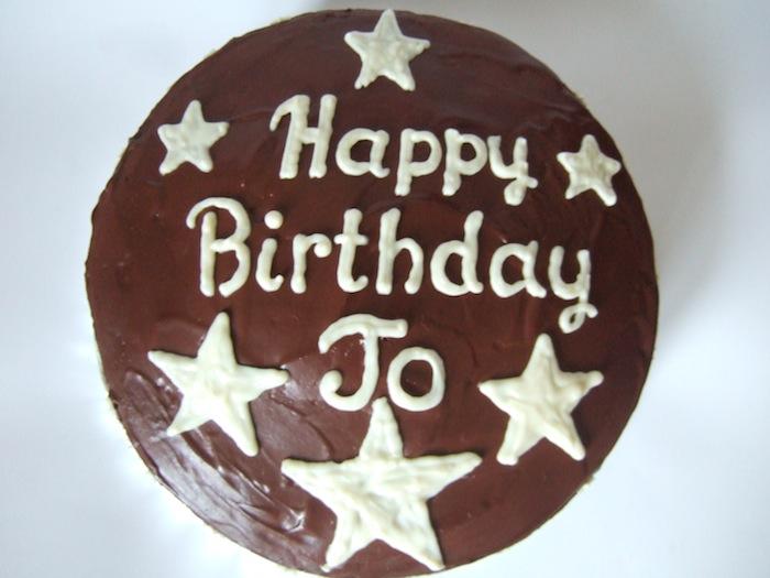 Chocolate Mocha Jo Cake | hungryhinny