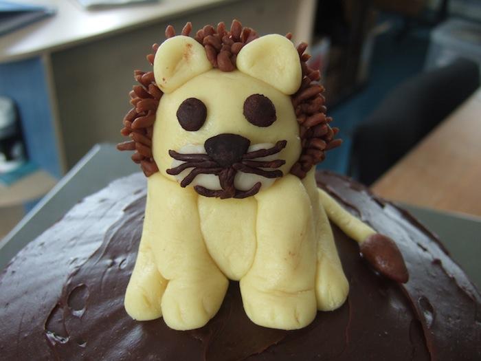Calories Marzipan Cake