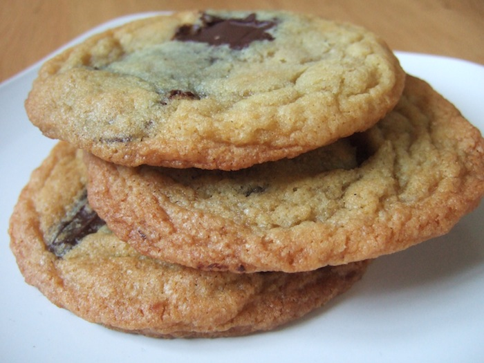 New York Times chocolate chip cookies | hungryhinny