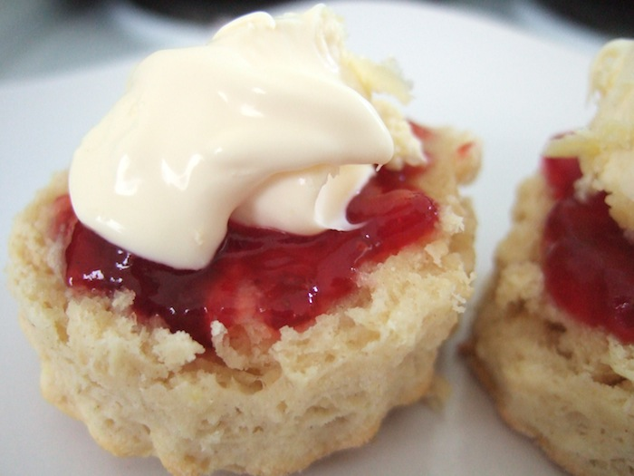 Classic Scones The Cornish Way Hungryhinny