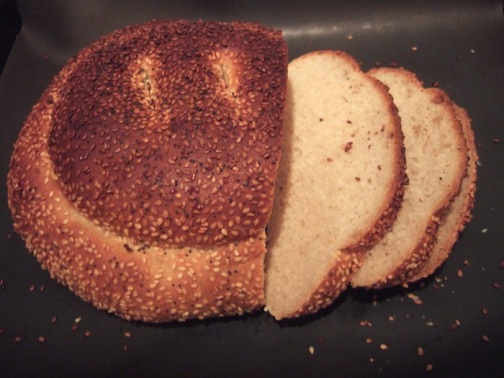 Cypriot village bread