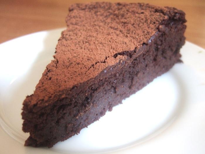 Flourless Chocolate Cake Recipe images