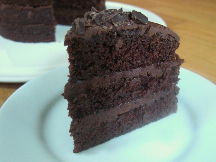 Mocha-Fudge Cake Recipes — Dishmaps