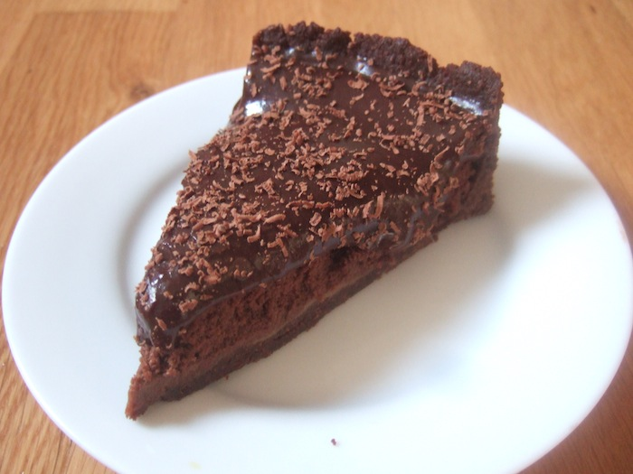 Mississippi mud pie has been on my to-bake list for absolutely ages ...