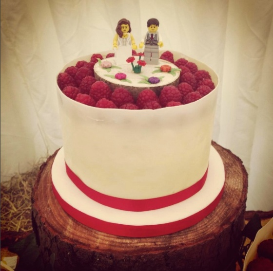 wedding cake | hungryhinny